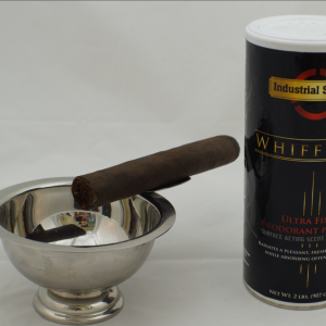 Whiff Out revolutionary ashtray deodorizer 2 lbs