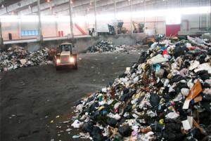Garbage Transfer Station