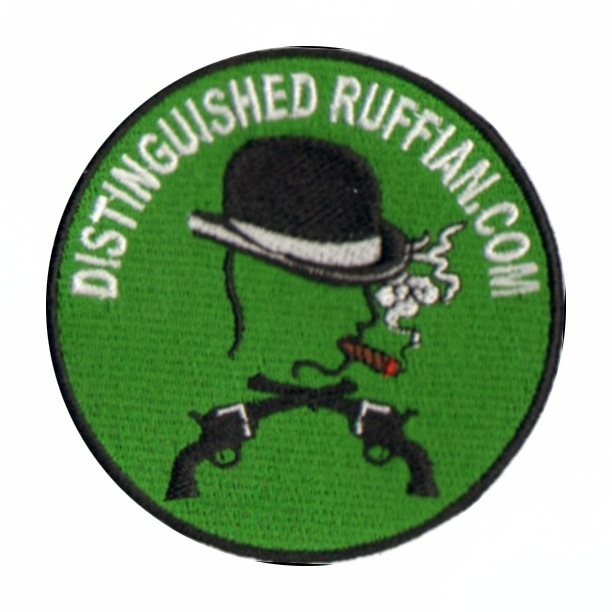 distinguished ruffian