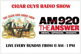 The Cigar guys Radio Show