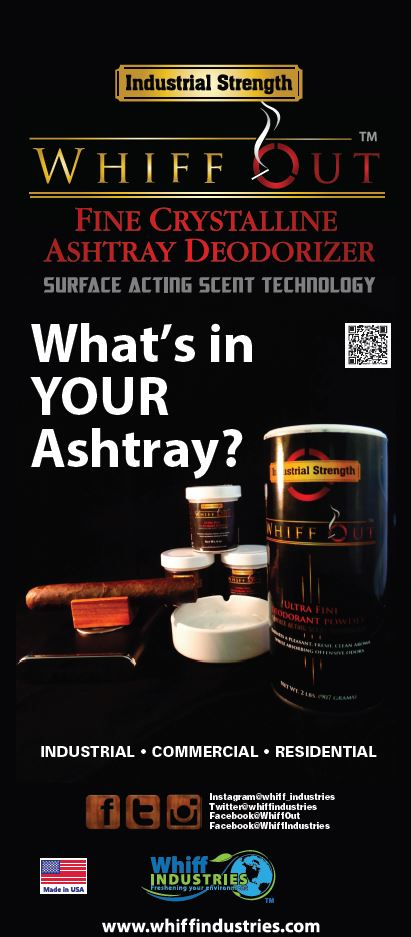 Whats in your ashtray ?